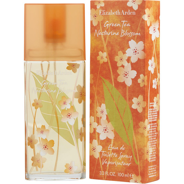 Green Tea Nectarine Blossom - Elizabeth Arden Eau de Toilette Spray 100 ML