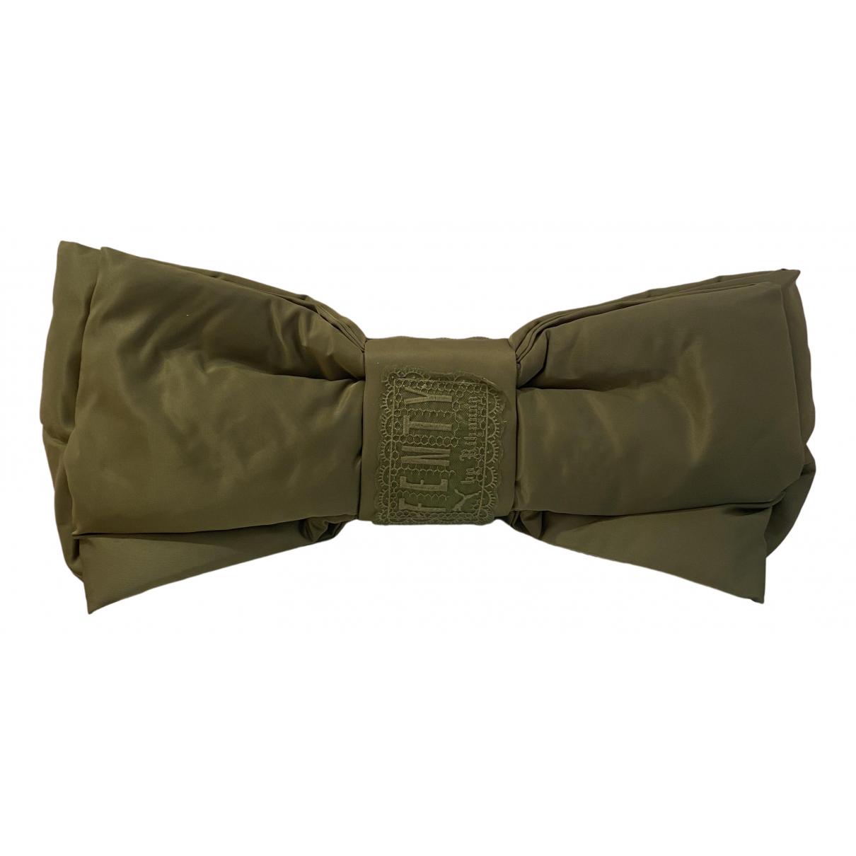 Fenty X Puma \N Handtasche in  Gruen Polyester