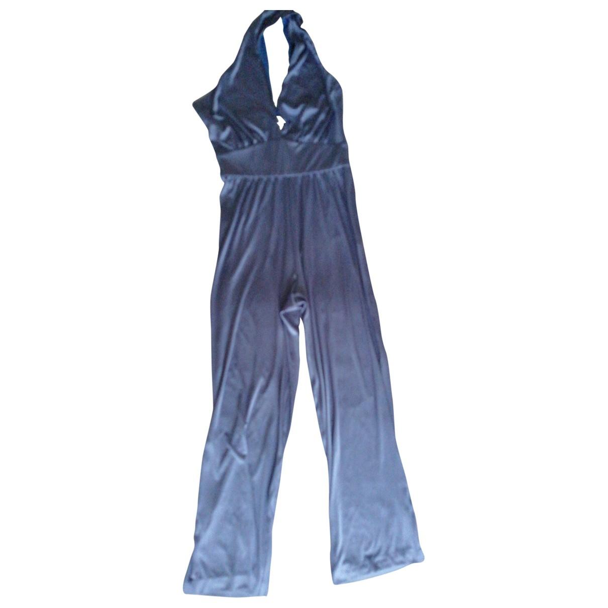Halston Heritage \N Navy jumpsuit for Women 4 US