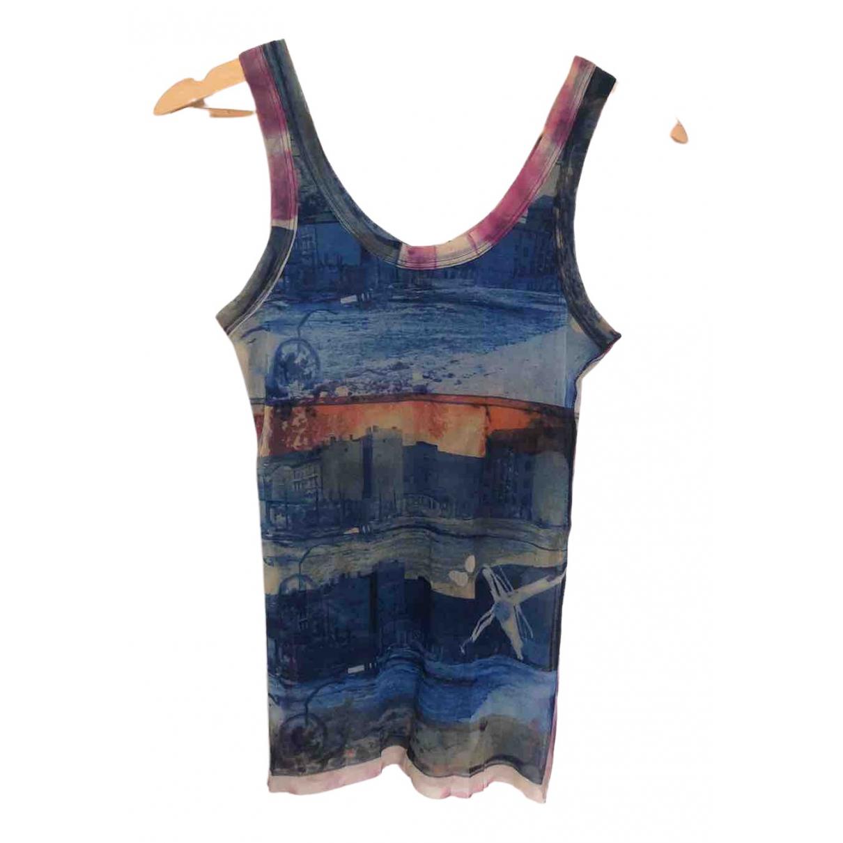 Jean Paul Gaultier \N Blue  top for Women 8 UK