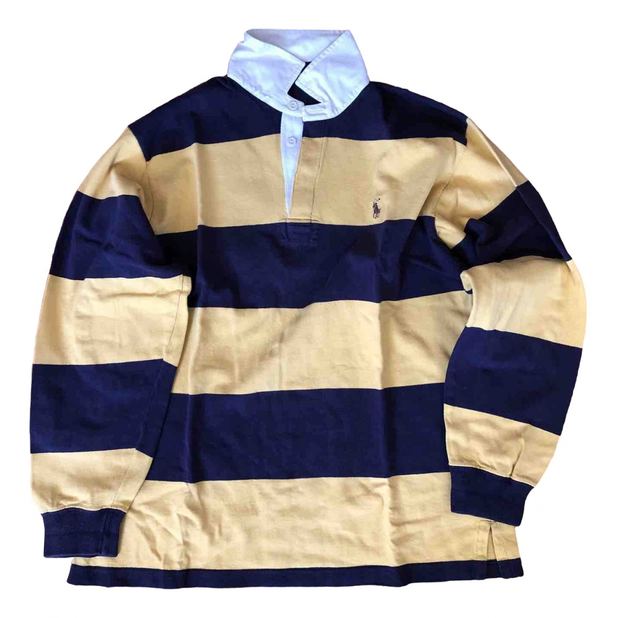 Polo Ralph Lauren Polo Rugby manches longues Poloshirts in  Bunt Baumwolle