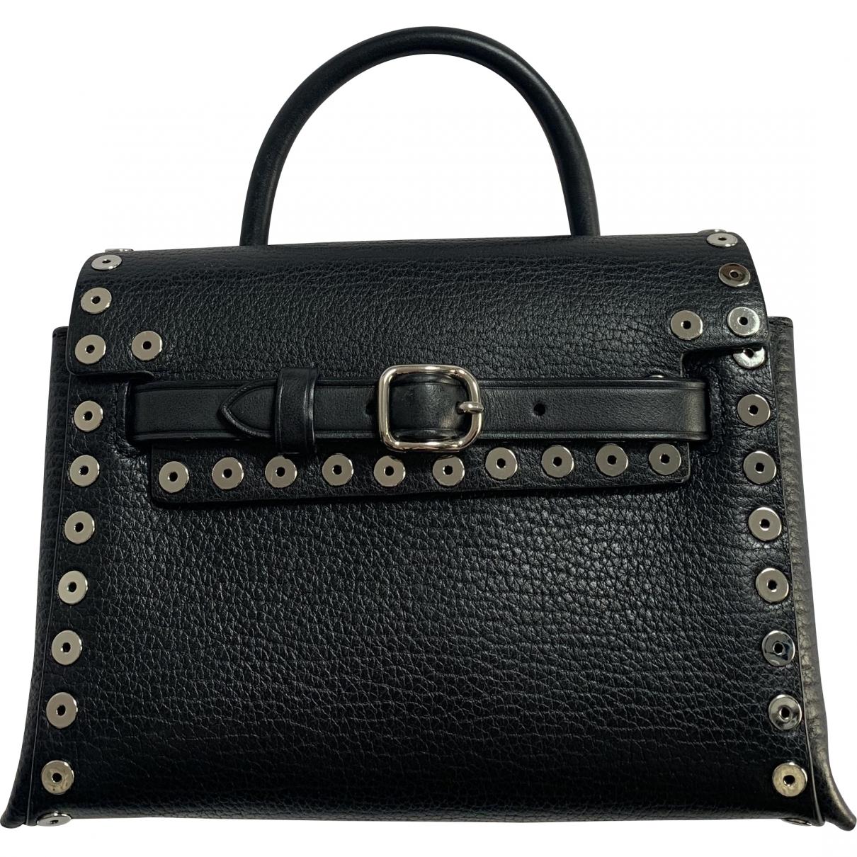 Alexander Wang Attica Black Leather handbag for Women \N