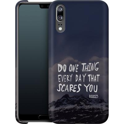 Huawei P20 Smartphone Huelle - Scares You von Leah Flores