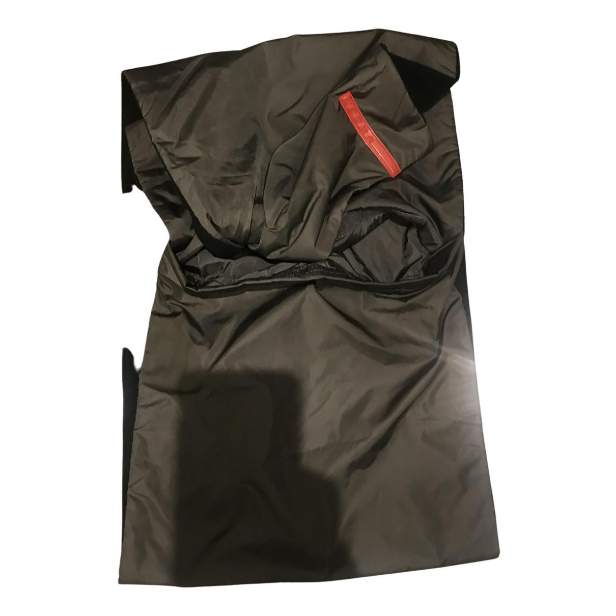 Prada \N Tuecher, Schal in  Metallic Polyester