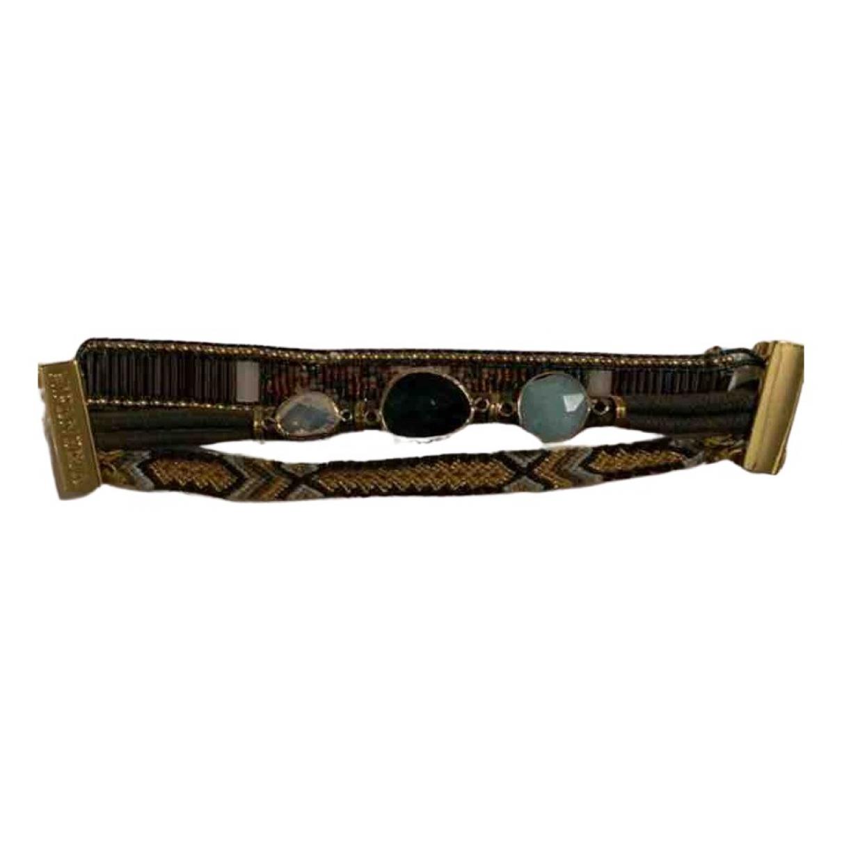 Hipanema \N Armband in  Bunt Perlen