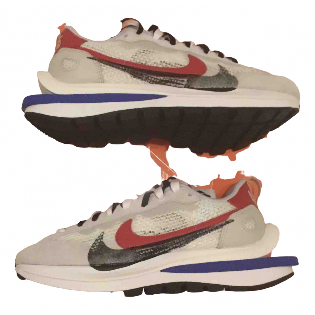 Deportivas Vaporwaffle de Lona Nike X Sacai