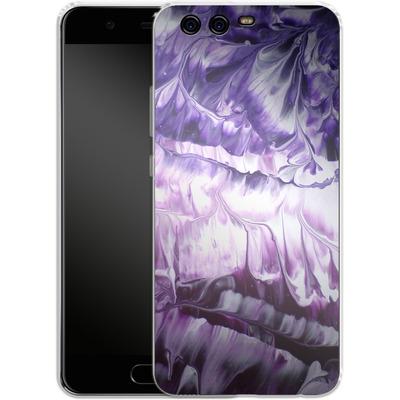 Huawei P10 Silikon Handyhuelle - Macro 5 von Gela Behrmann