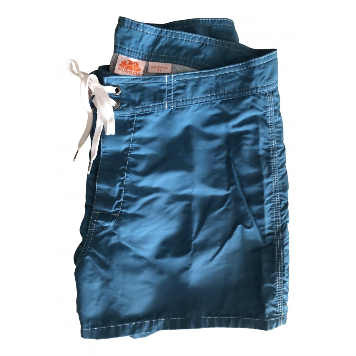 Sundek - Bain   pour homme - bleu
