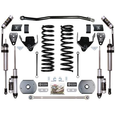Icon Vehicle Dynamics 4.5 Inch Stage 3 Suspension System (Factory Air Ride) - K214523A