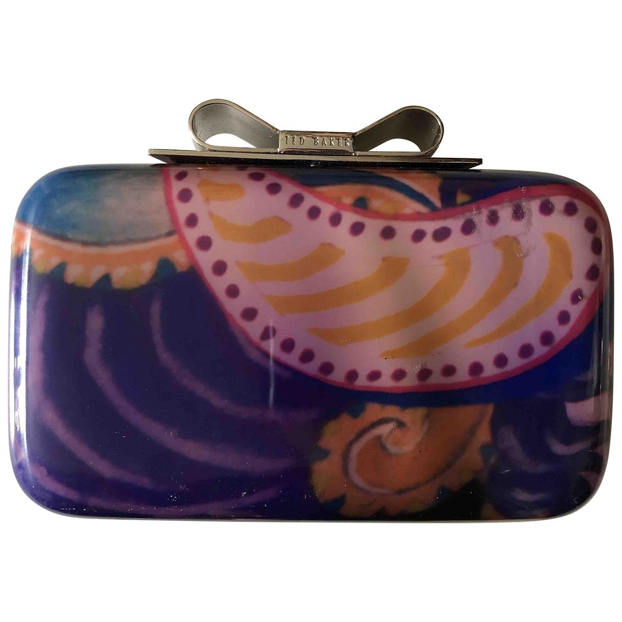 Bolsos clutch en Plastico Multicolor Ted Baker