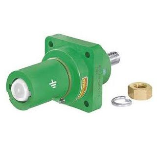 ITT Cannon , Veam Powerlock Panel Mount Industrial Power Socket, Rated At 400.0A, 1.0 kV