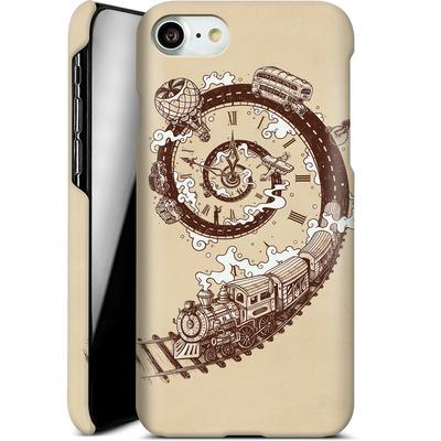 Apple iPhone 8 Smartphone Huelle - Time Travel von Enkel Dika