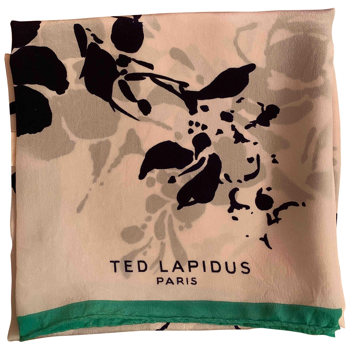 Pañuelo de Seda Ted Lapidus