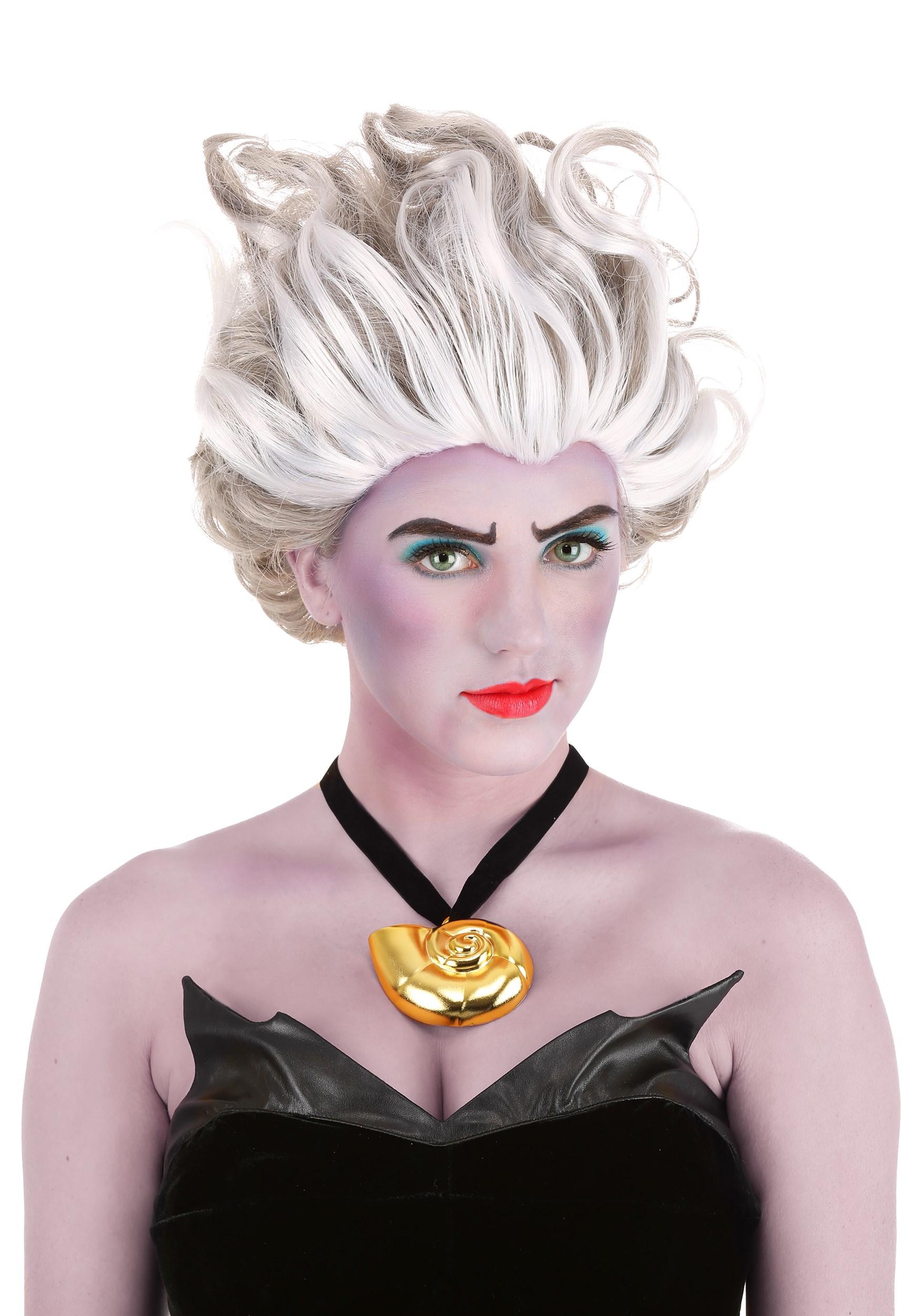 Enchanted Undersea Witch Wig