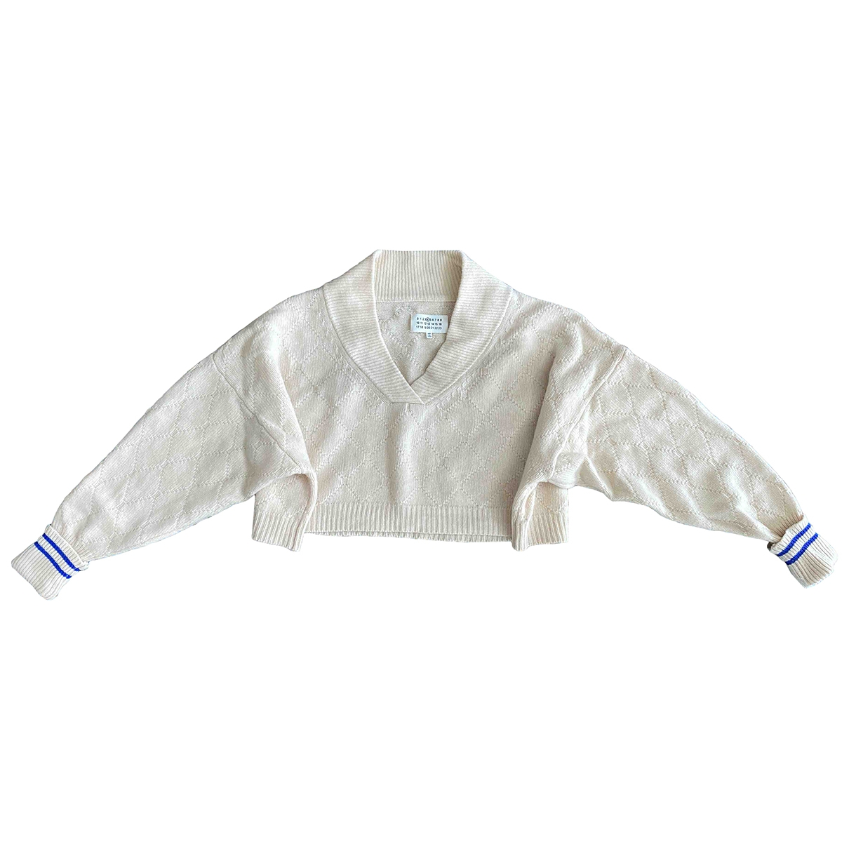 Maison Martin Margiela \N Ecru Wool Knitwear for Women S International