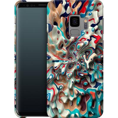 Samsung Galaxy S9 Smartphone Huelle - Weird Surface von Danny Ivan