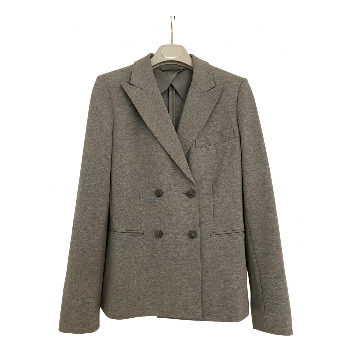 Max Mara \N Grey jacket for Women S International
