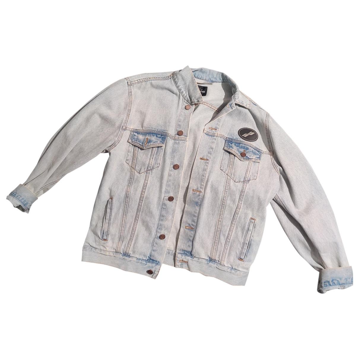 We11done - Veste   pour femme en coton - bleu