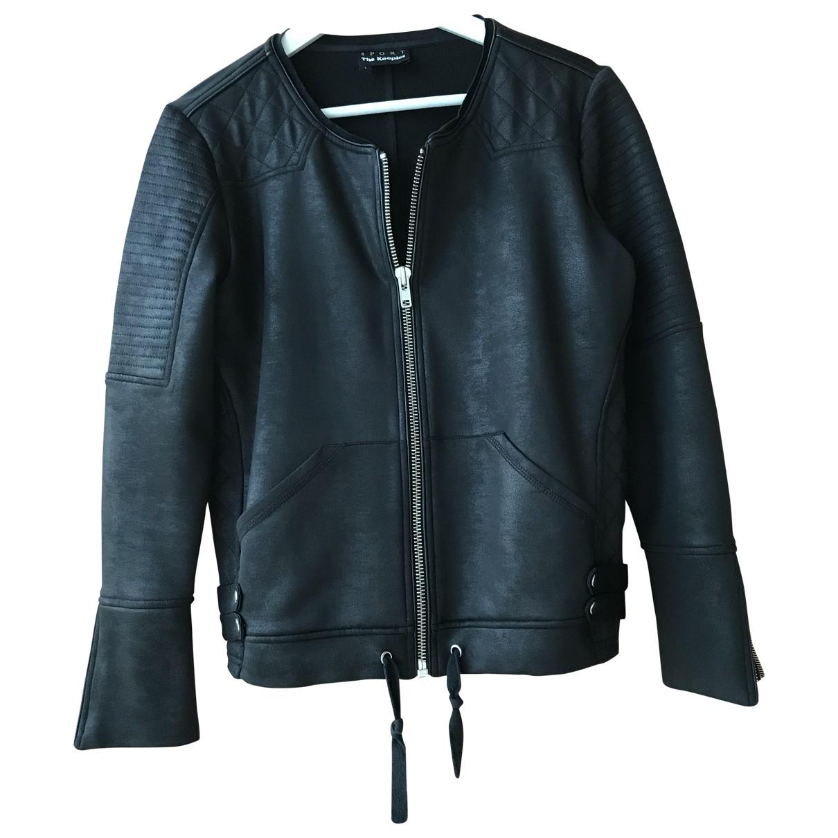 The Kooples \N Black jacket for Women L International