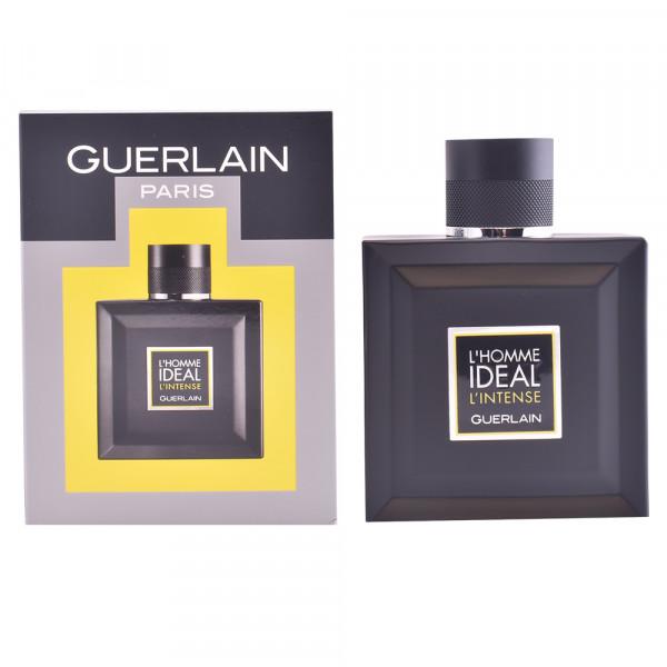 Guerlain - L'homme Idéal L'intense : Eau de Parfum Spray 3.4 Oz / 100 ml
