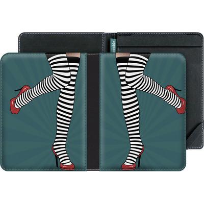 tolino vision 3 HD eBook Reader Huelle - Stripy Tights von Mark Ashkenazi