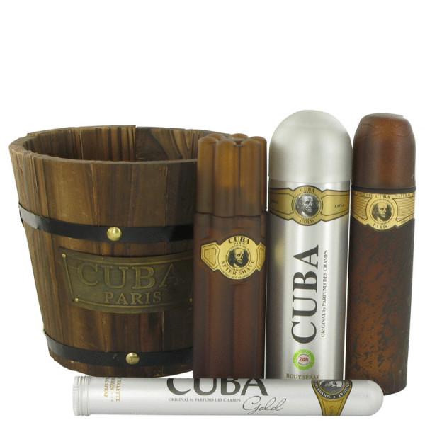 Cuba Gold - Fragluxe Estuche regalo 100 ml