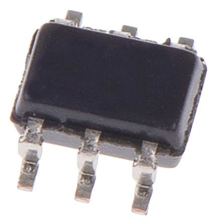 Analog Devices AD5247BKSZ10-RL7, Digital Potentiometer 10kΩ 128-Position I2C, Serial-2 Wire 6 Pin, SC-70 (5)