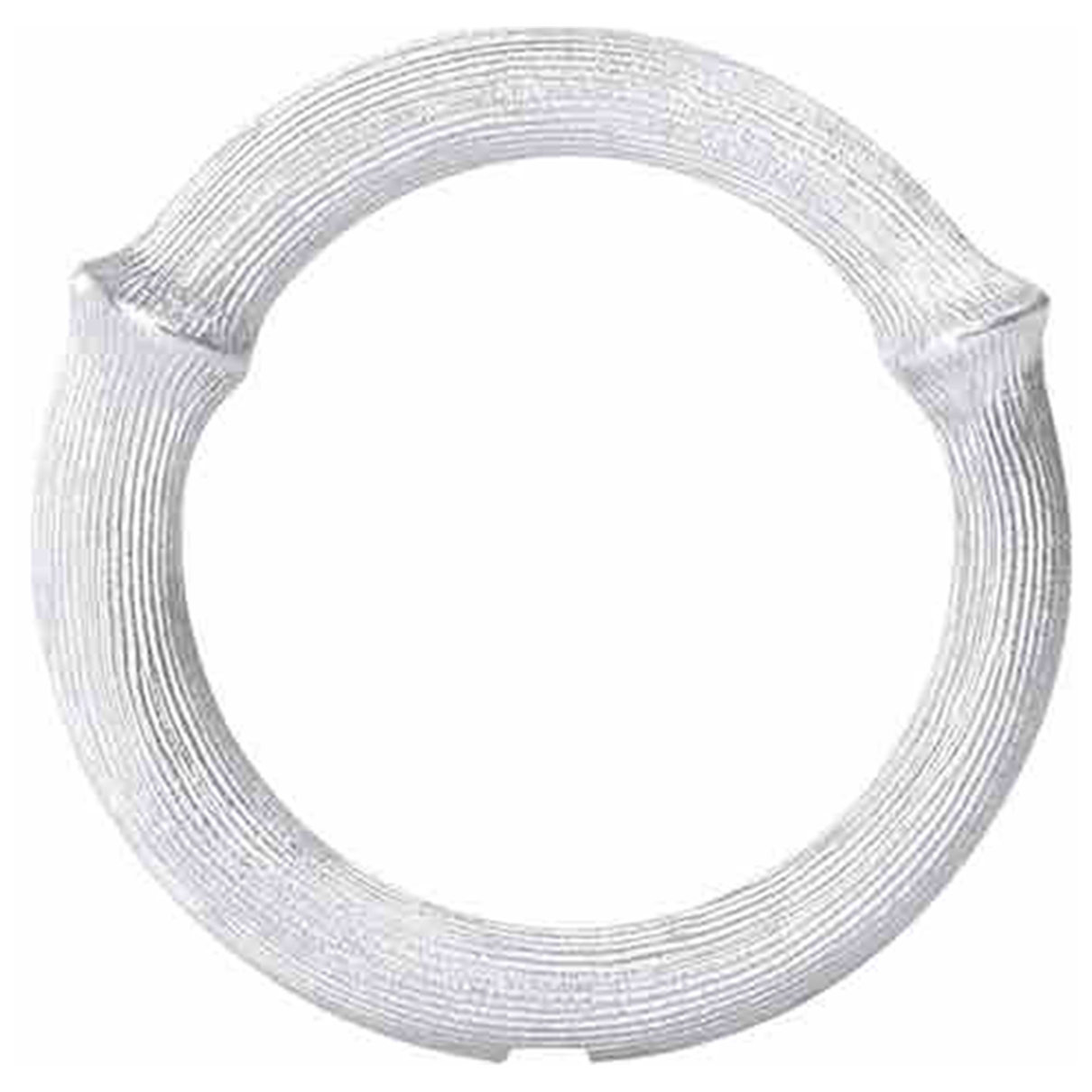 Ole Lynggaard N Silver White gold ring for Women 52 MM
