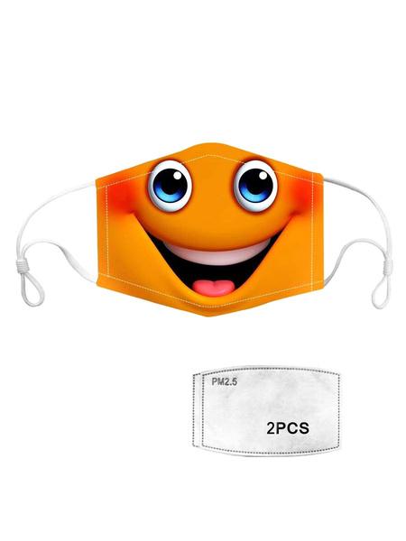 Milanoo Disney Mask Cartoon Nemo Face Covering