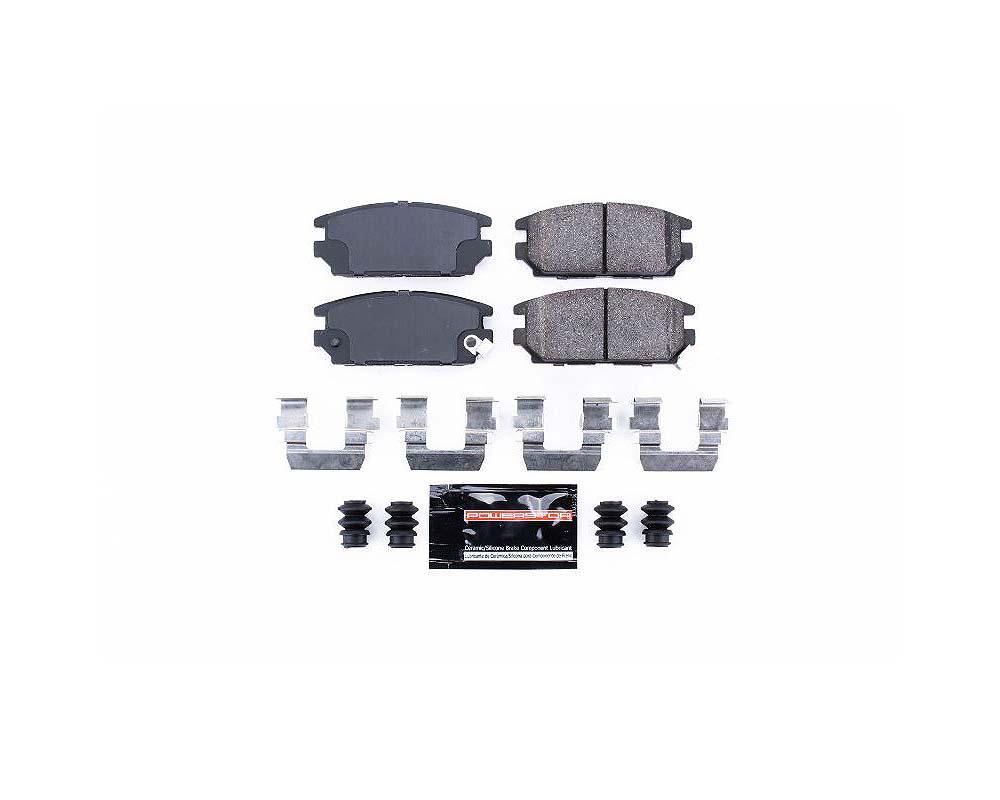 Power Stop Z23-532 Z23 Evolution Sport Brake Pads w/Hardware Rear Dodge Stealth 1991-1994