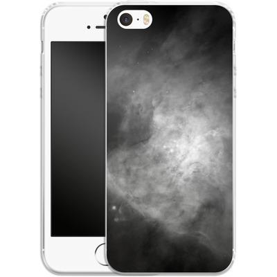 Apple iPhone SE Silikon Handyhuelle - Nebula von caseable Designs