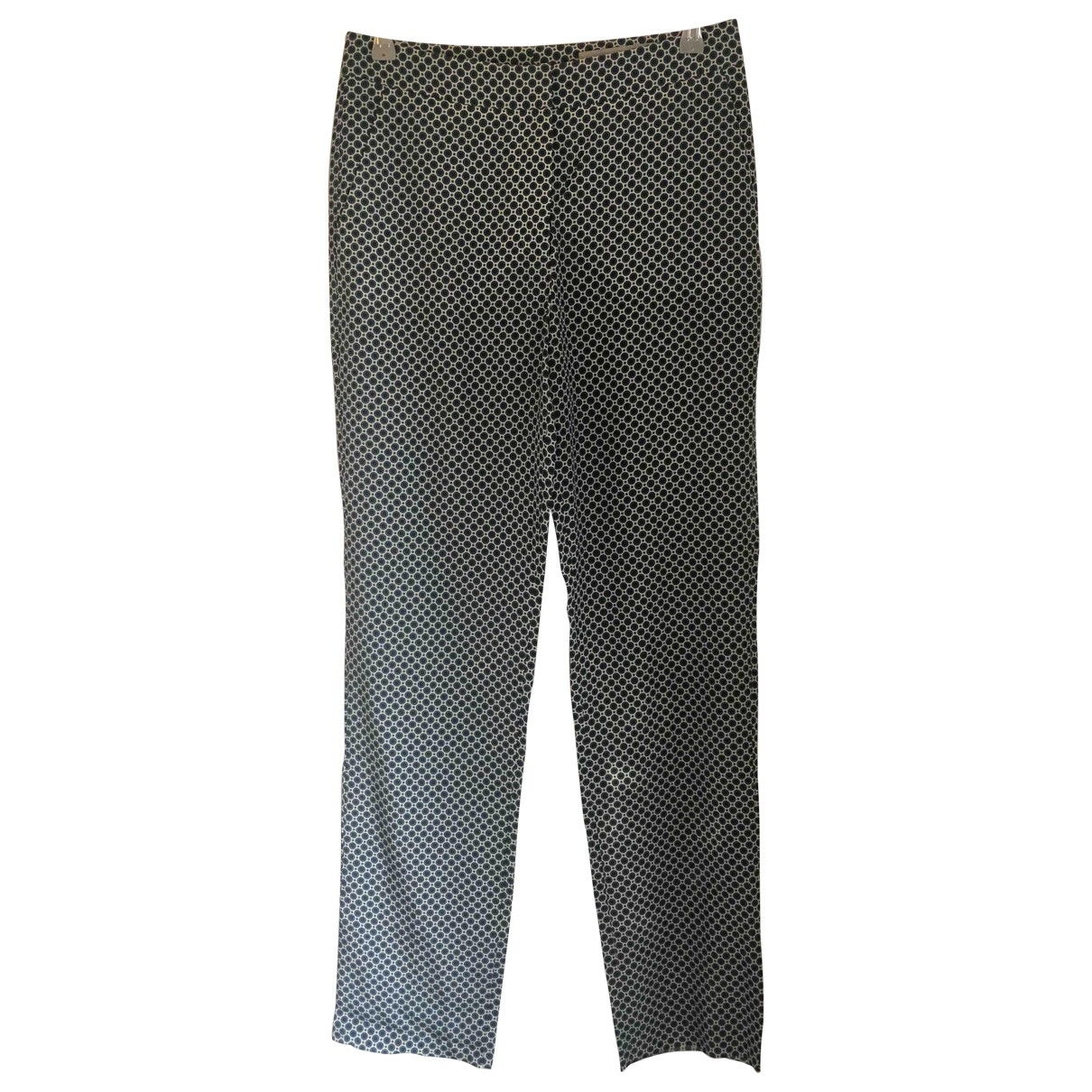 Pantalon pitillo de Seda Stella Mccartney