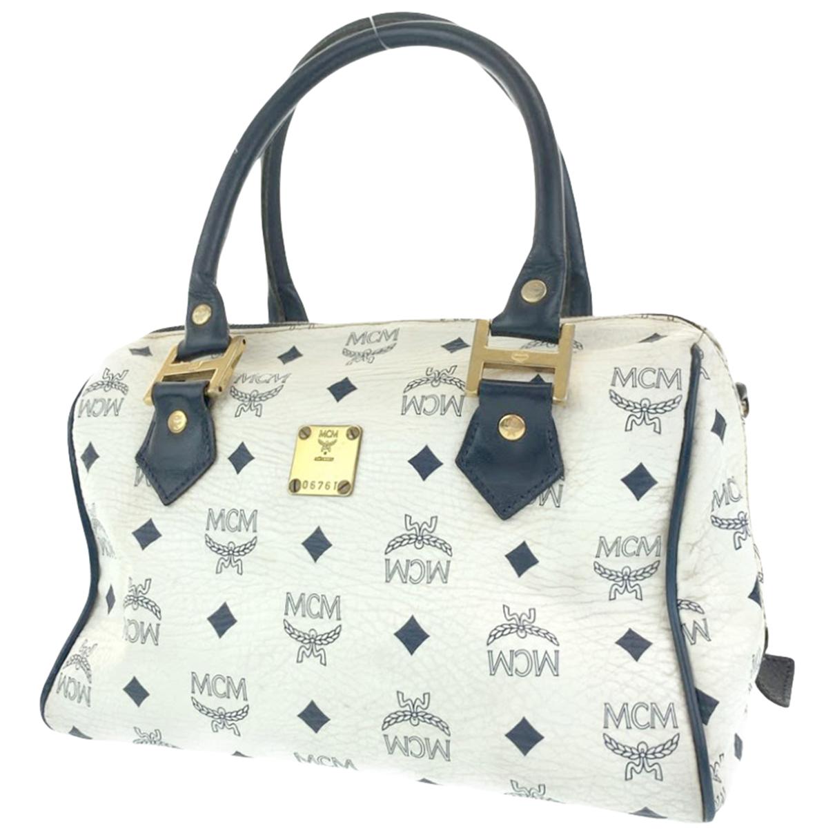 Mcm N Leather handbag for Women N