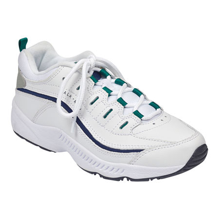 Easy Spirit Roadrun Womens Sneakers, 6 Medium, White