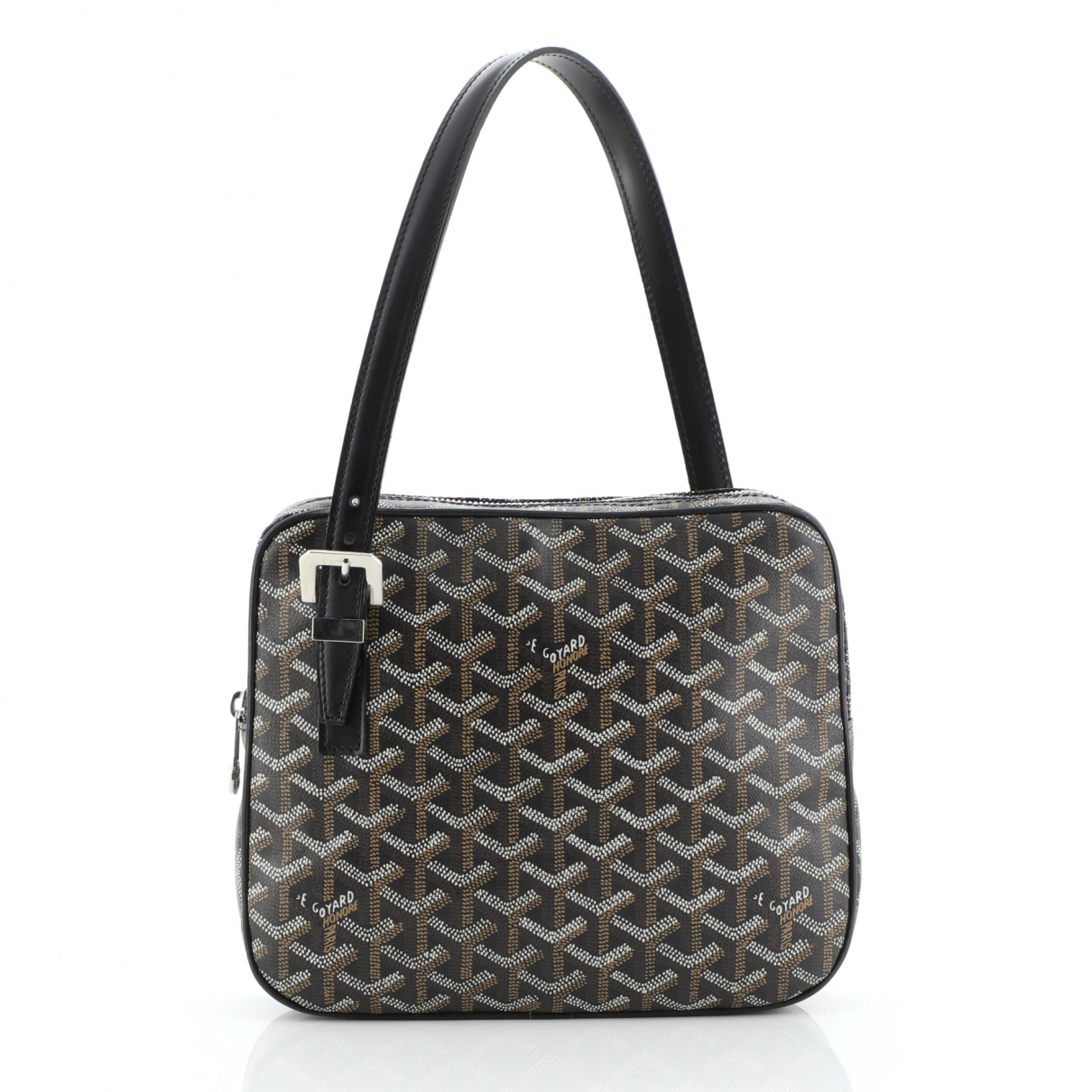 Goyard \N Black Leather handbag for Women \N