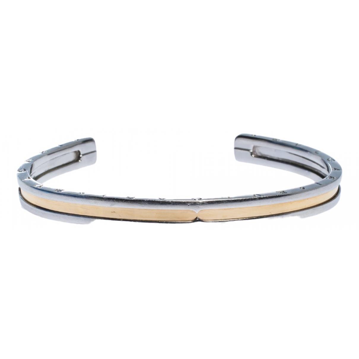 Bvlgari - Bracelet   pour femme en argent - argente