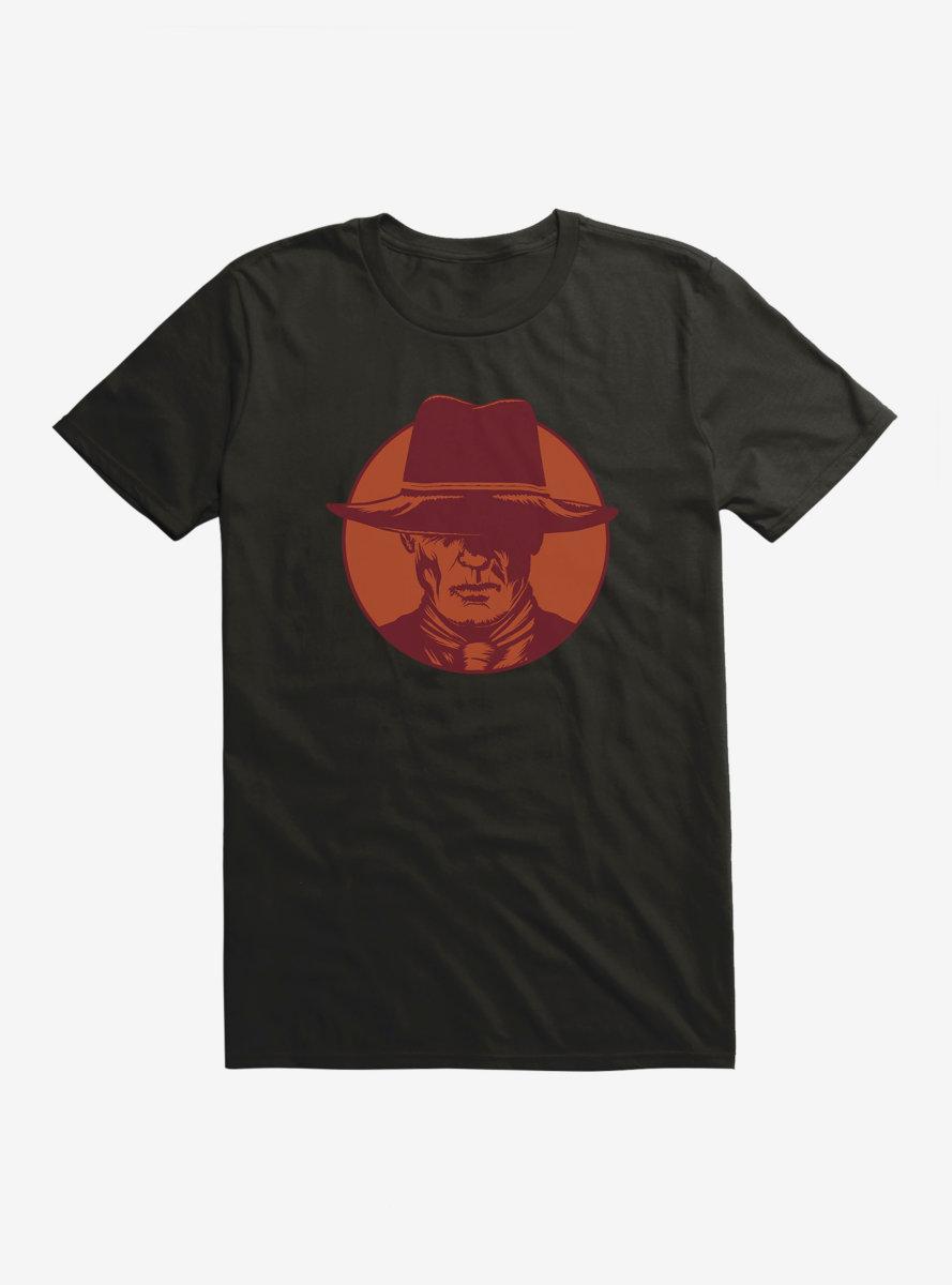 Westworld Man In Black Circle T-Shirt