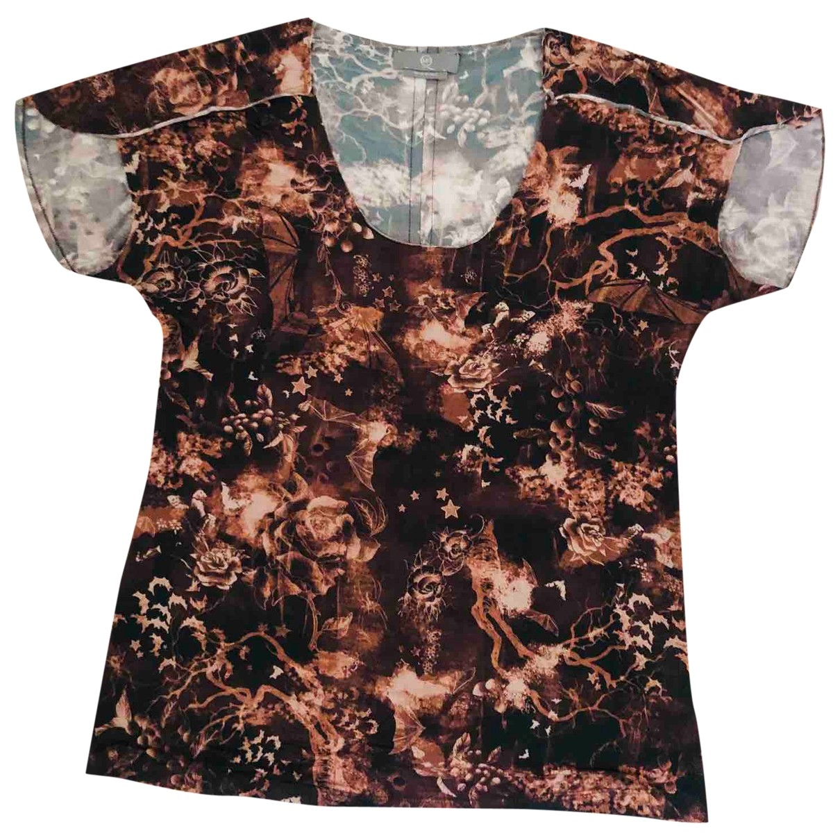 Mcq \N  top for Women 40 IT