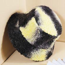Sombrero cubo con patron de tie dye