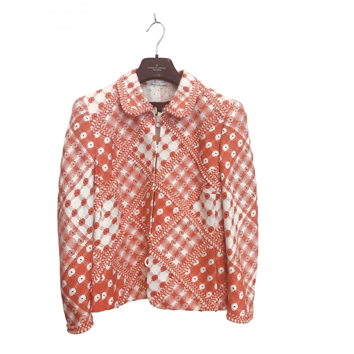 Rena Lange \N Cotton jacket for Women M International