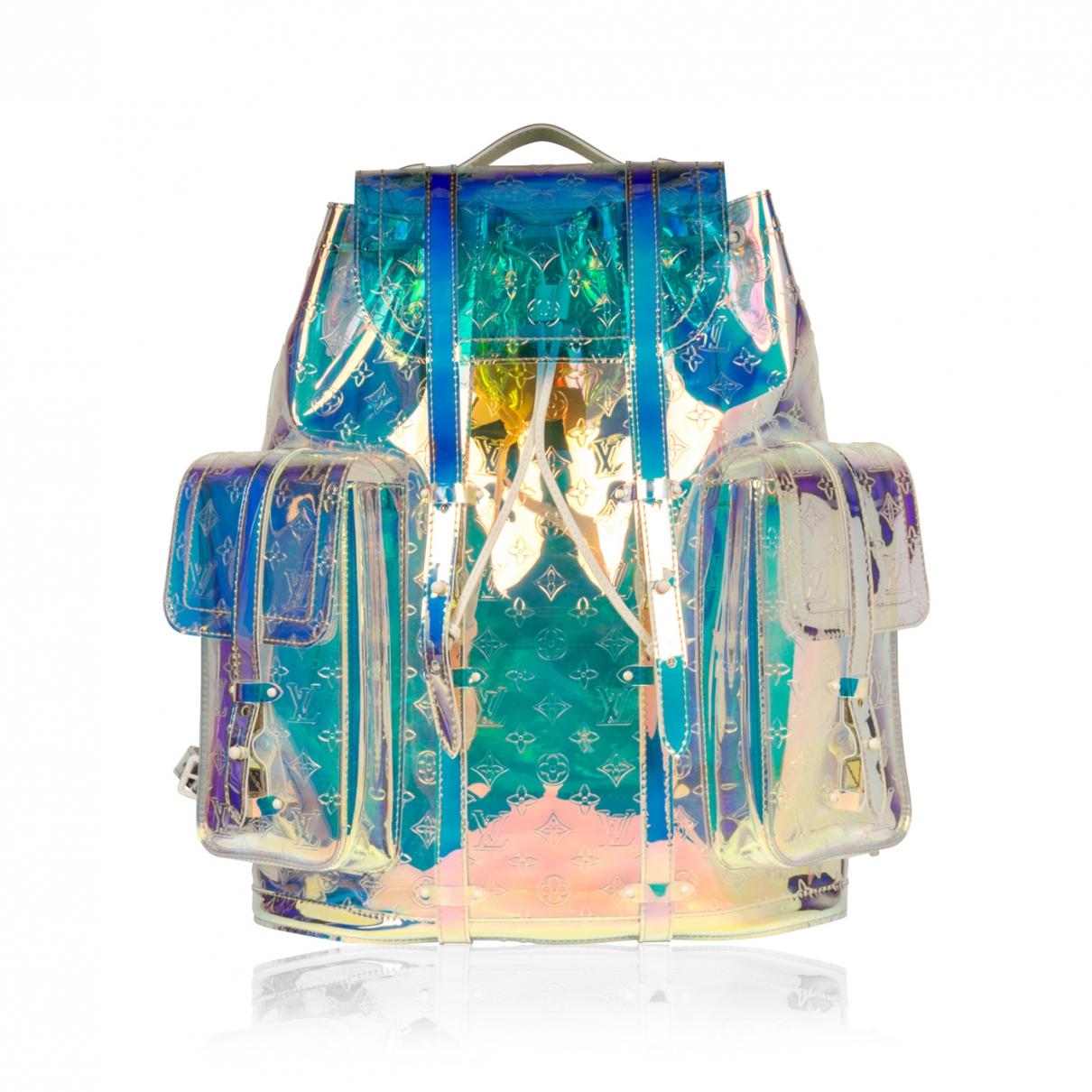 Louis Vuitton - Sac Christopher Backpack pour homme - multicolore