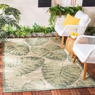 Safavieh Courtyard Carolynn Indoor/ Outdoor Rug (5'3