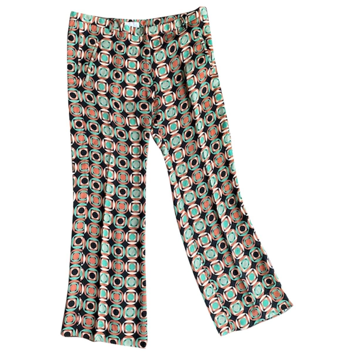 Pantalon en Viscosa Laurence Dolige