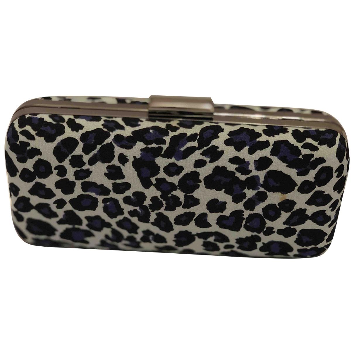 Maison Scotch \N Multicolour Cloth Clutch bag for Women \N