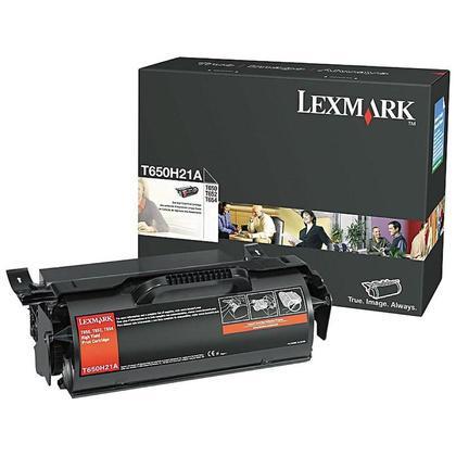 Lexmark T650H21A cartouche de toner originale noire haute capacité