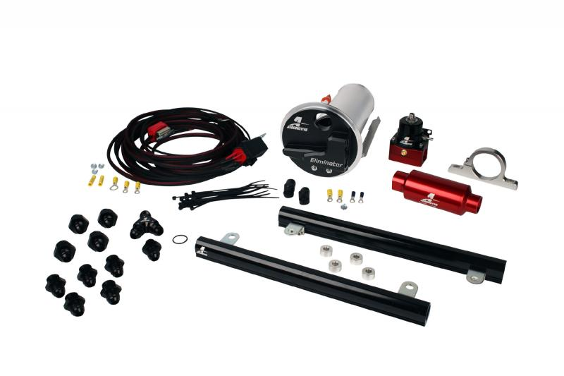 Aeromotive 17338 Fuel System 07-12 Shelby GT500 System Ford Mustang 2007-2012