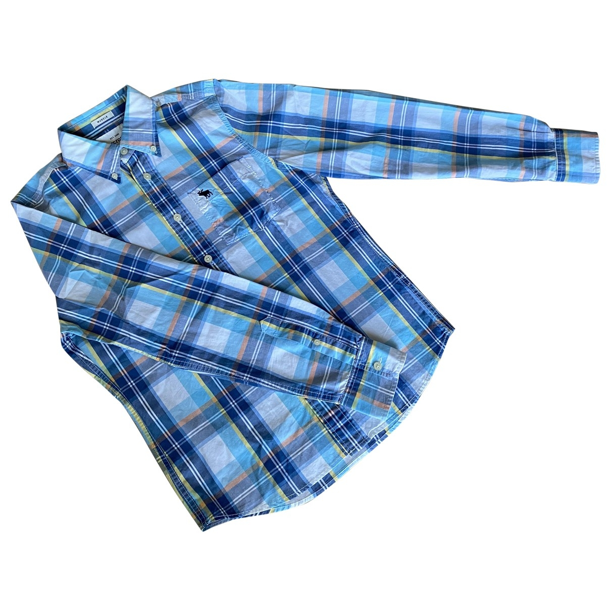 Abercrombie & Fitch \N Multicolour Cotton  top for Women XL International