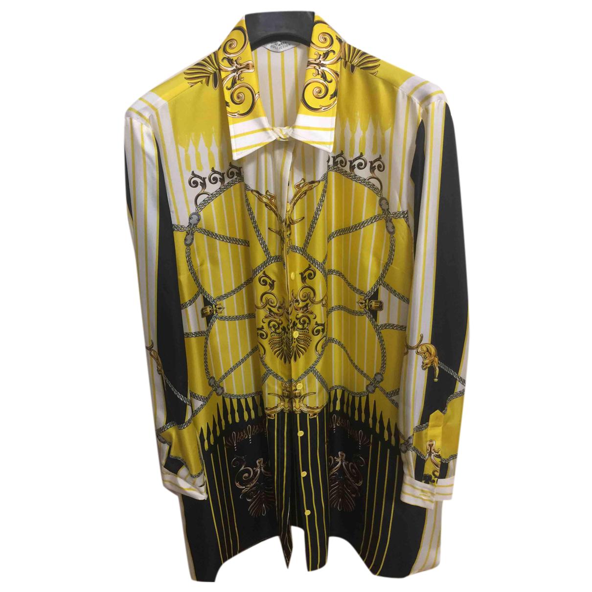 Gianni Versace - Robe   pour femme en soie