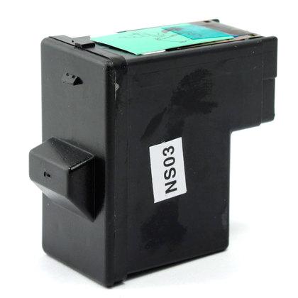 Compatible Lexmark Z515 Ink Lexmark 16 10N0016 Lexmark 17 10N0217 Black High Yield