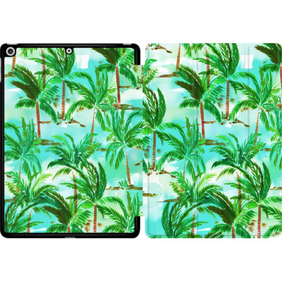 Apple iPad 9.7 (2017) Tablet Smart Case - Palm Tree Green  von Amy Sia